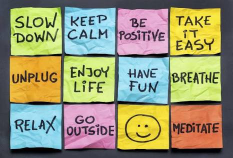 Don't Let Stress get the better of you- try some of these methods to reduce stress levels.