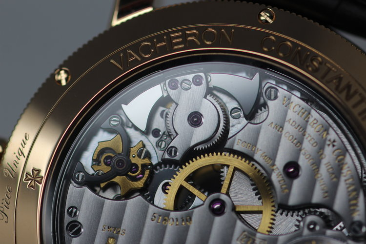 Hodinkee:  Just Because Five Unique Pieces From The First Ever Vacheron Constantin Les Cabinotiers Exhibition