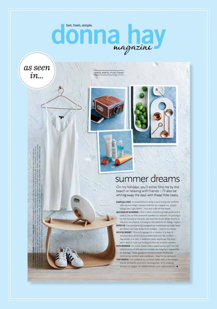 Donna Hay - Summer Issue - Editors Picks.png
