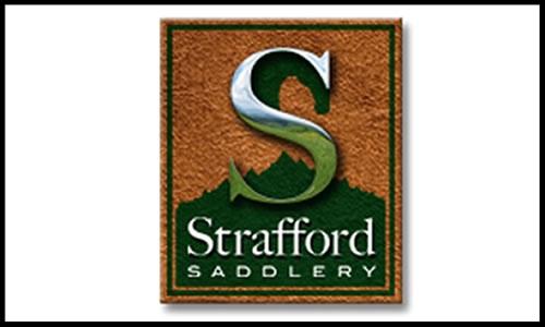Strafford Saddlery   5967 Woodstock Road Quechee, VT 05059 p: (800) 560-4485 w:  www.straffordsaddlery.com
