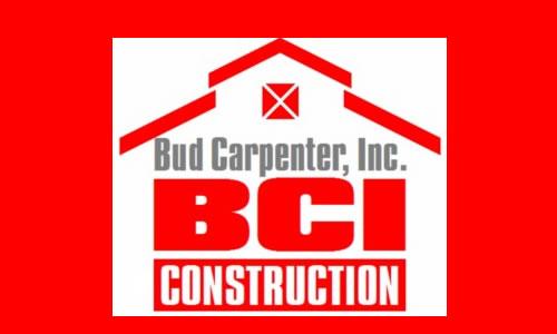 Bud Carpenter, Inc- BCI Construction  275 N. Orwell Rd. Orwell, VT 05760 p:(802) 948-2941 w. www.budcarpenter.com
