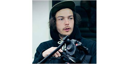 Jacob White   Videographer