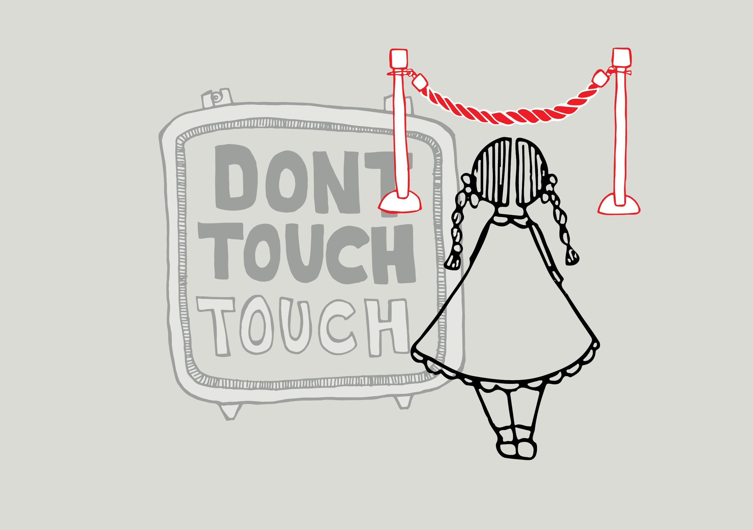Touch Don't Touch
