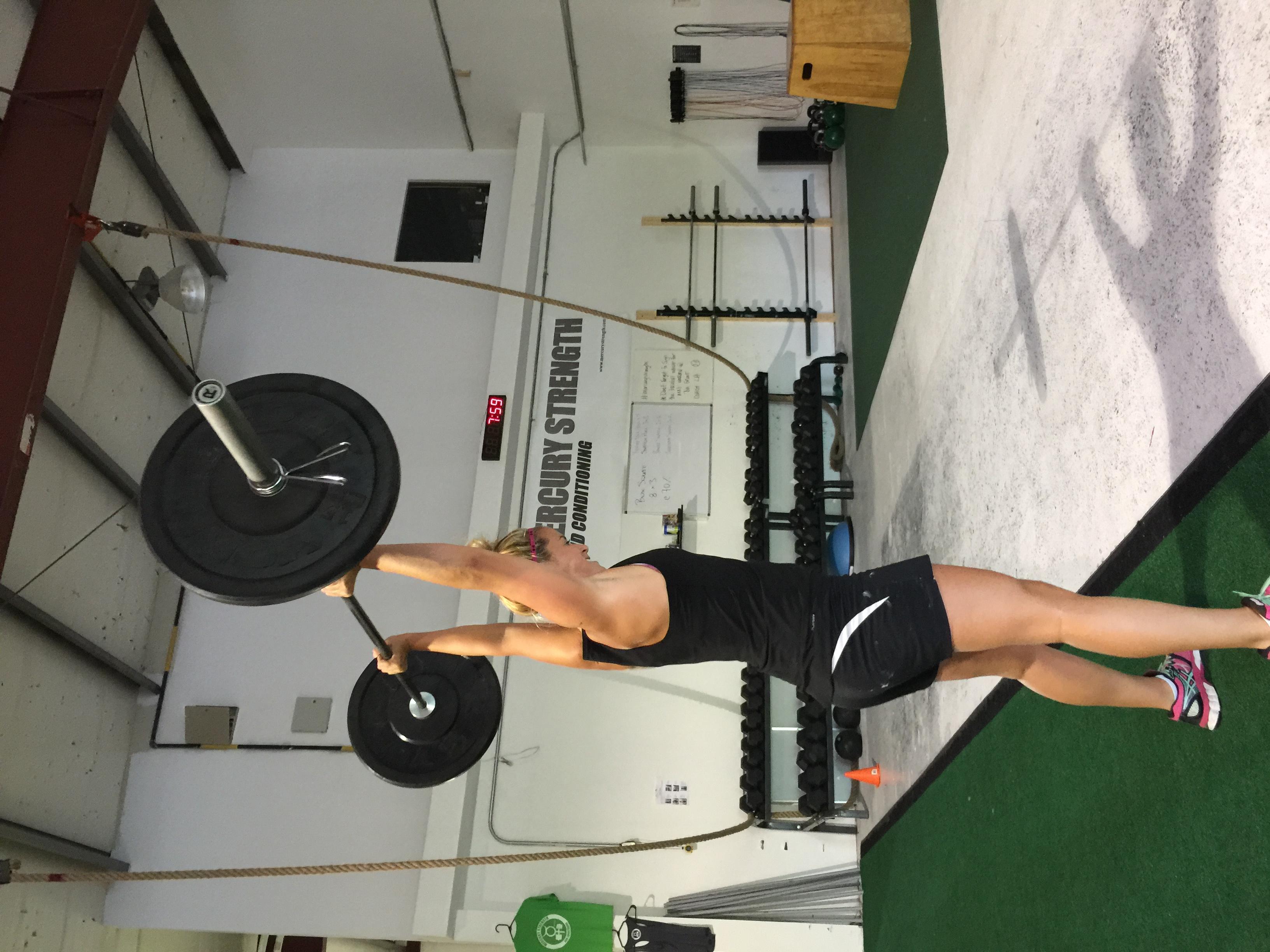 gym-fitness-training-bootcamp-kingston-Kelsi-thruster
