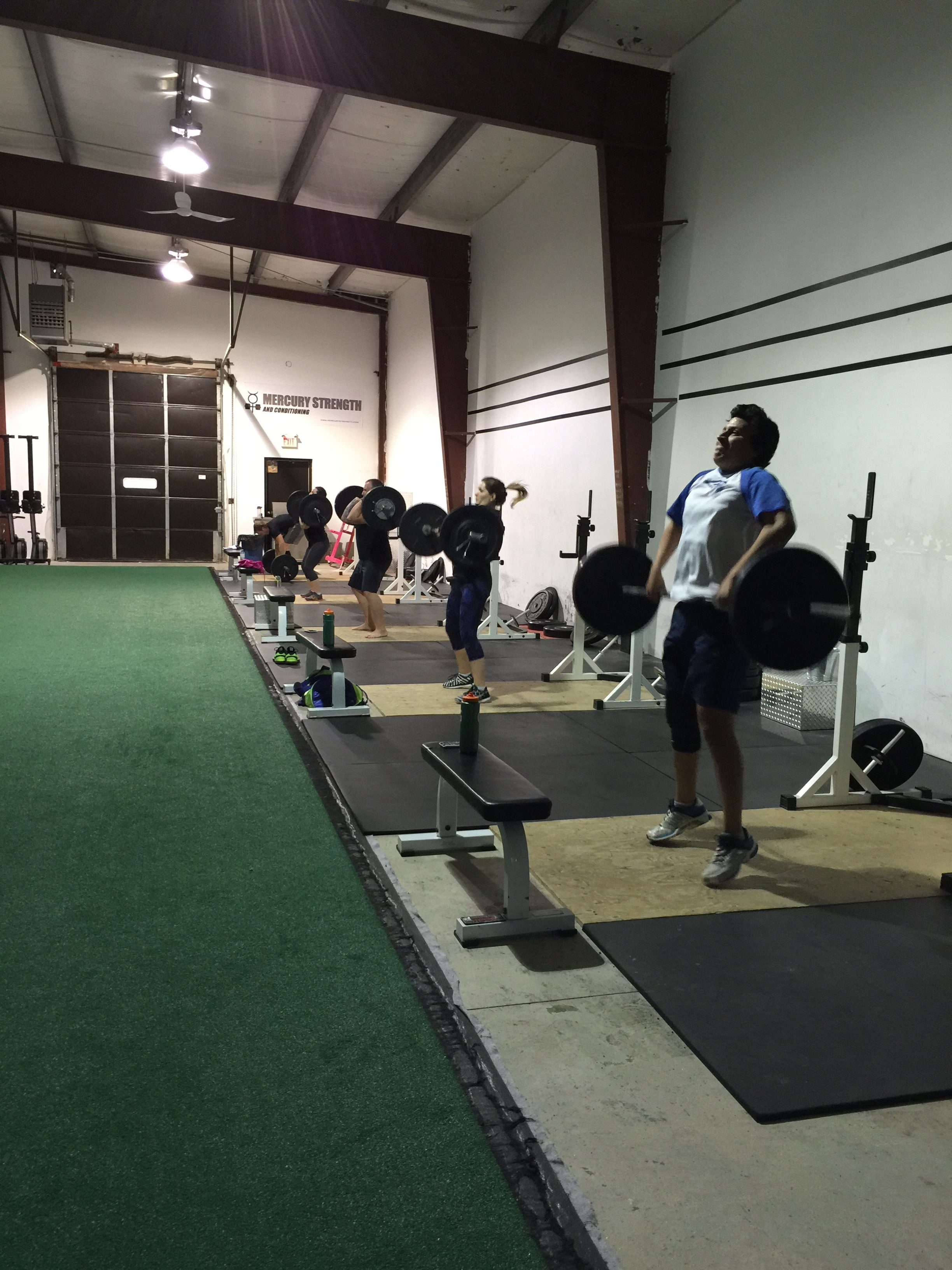 gym-fitness-training-bootcamp-kingston-power clean