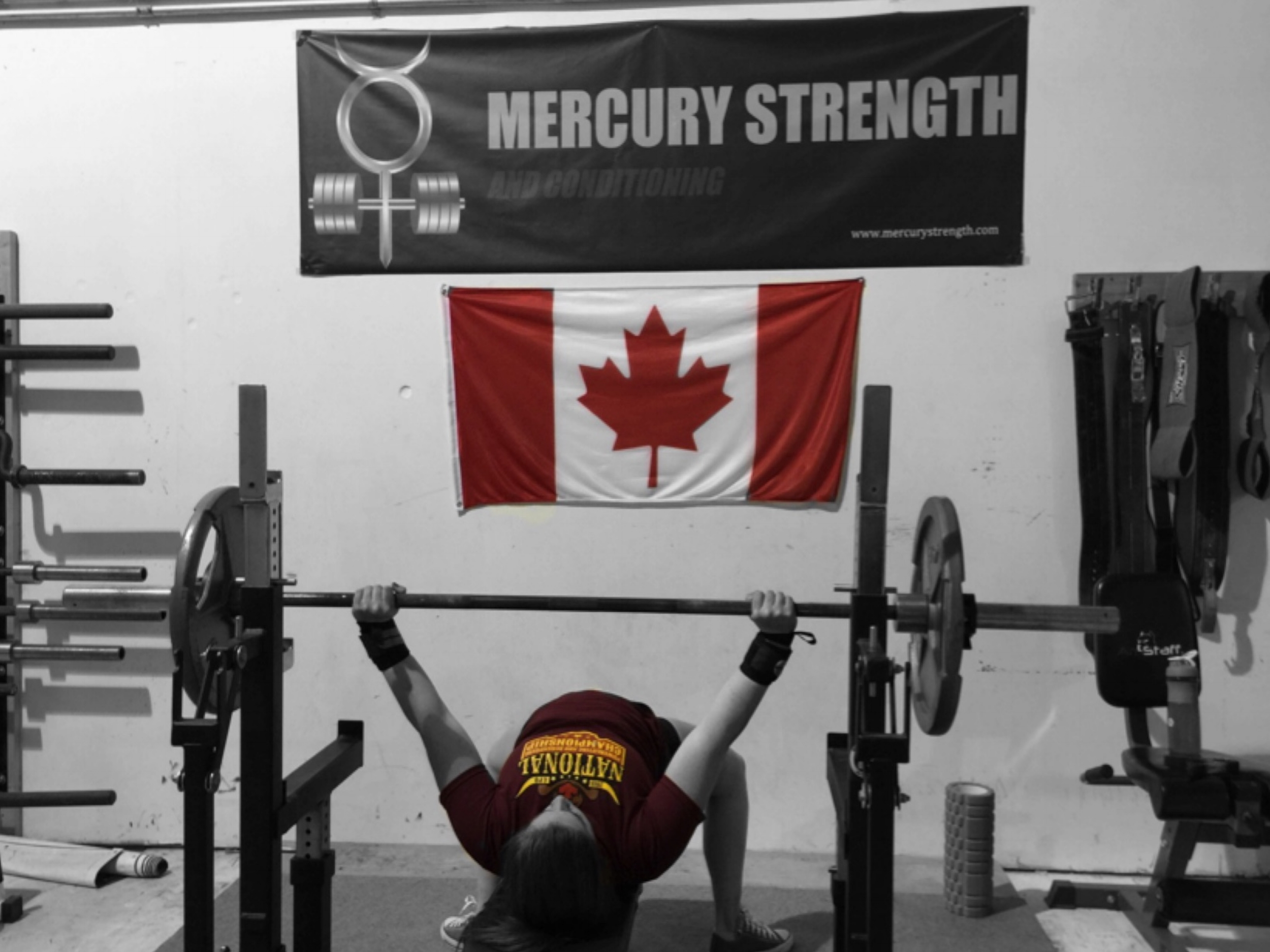 Learn how to powerlift. Prepare for meets. Get stronger for every day life.
