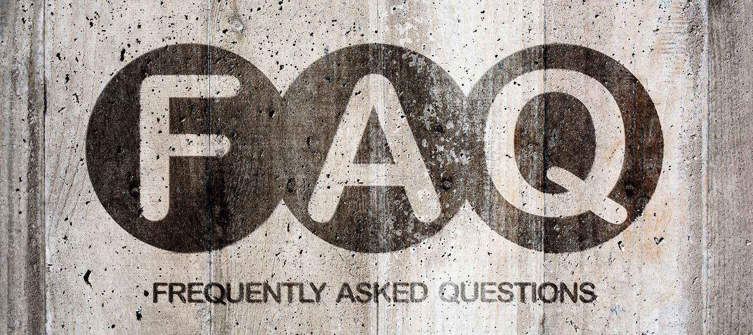 frequently asked questions-faq