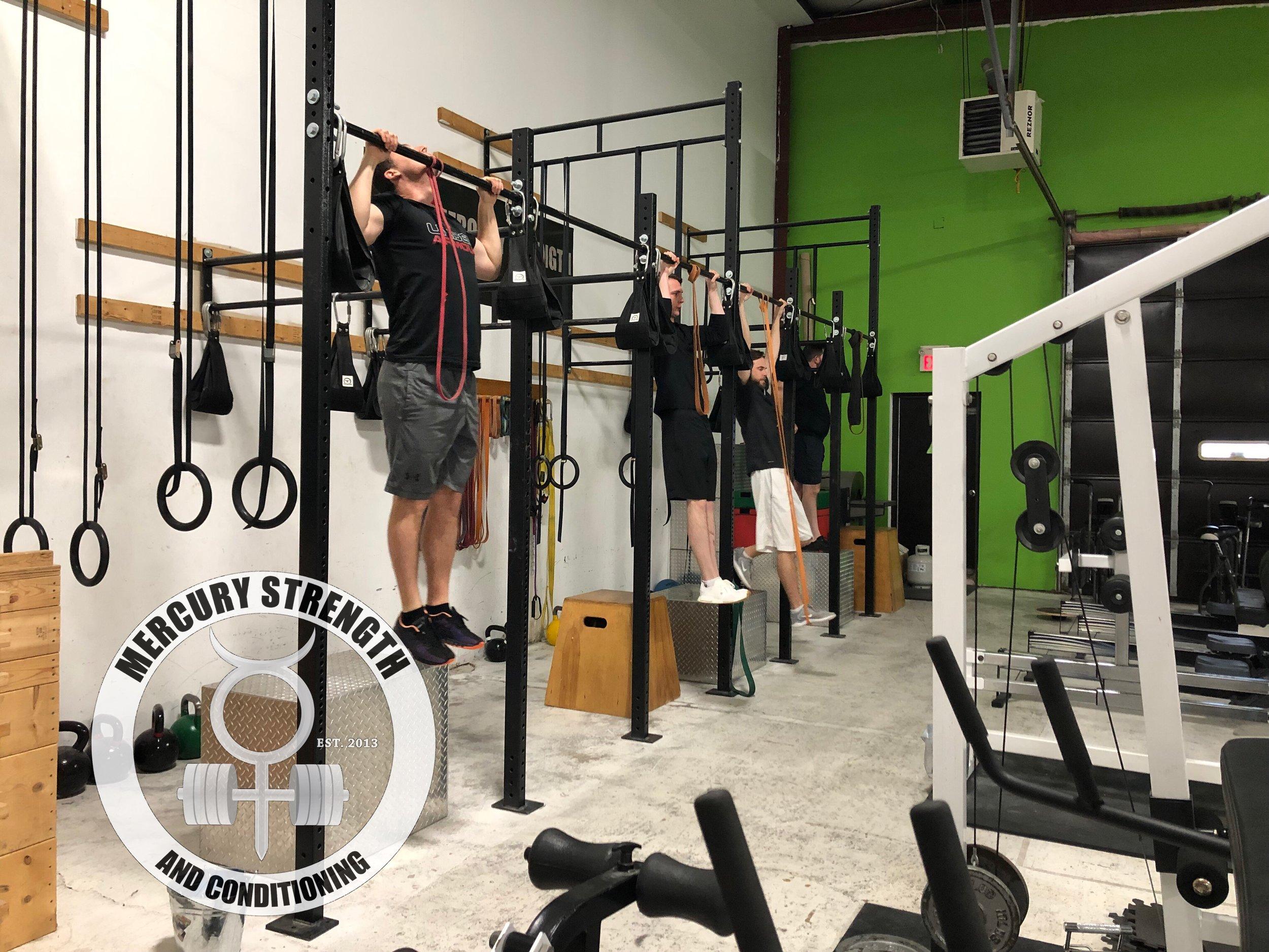 Gym-powerlifting-fitness-personal training-training-bootcamp-crossfit-kingston-kingston gym-kids-mercury-strength-conditioning-athlete-Pull-Up.JPG