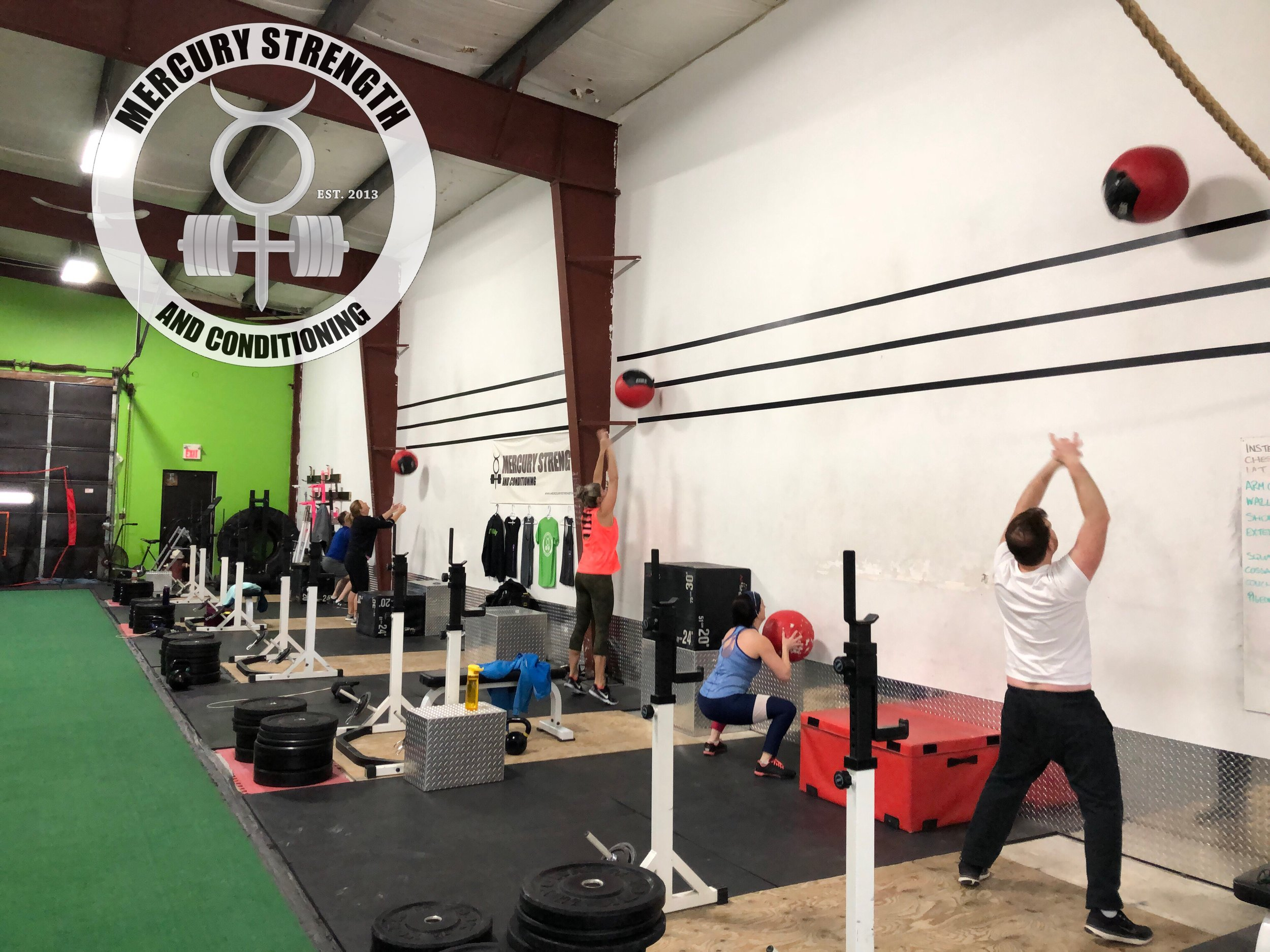 Gym-powerlifting-Olympic lifting-fitness-personal training-training-bootcamp-crossfit-kingston-kingston gym-kids-mercury-strength-conditioning-athlete-wall ball