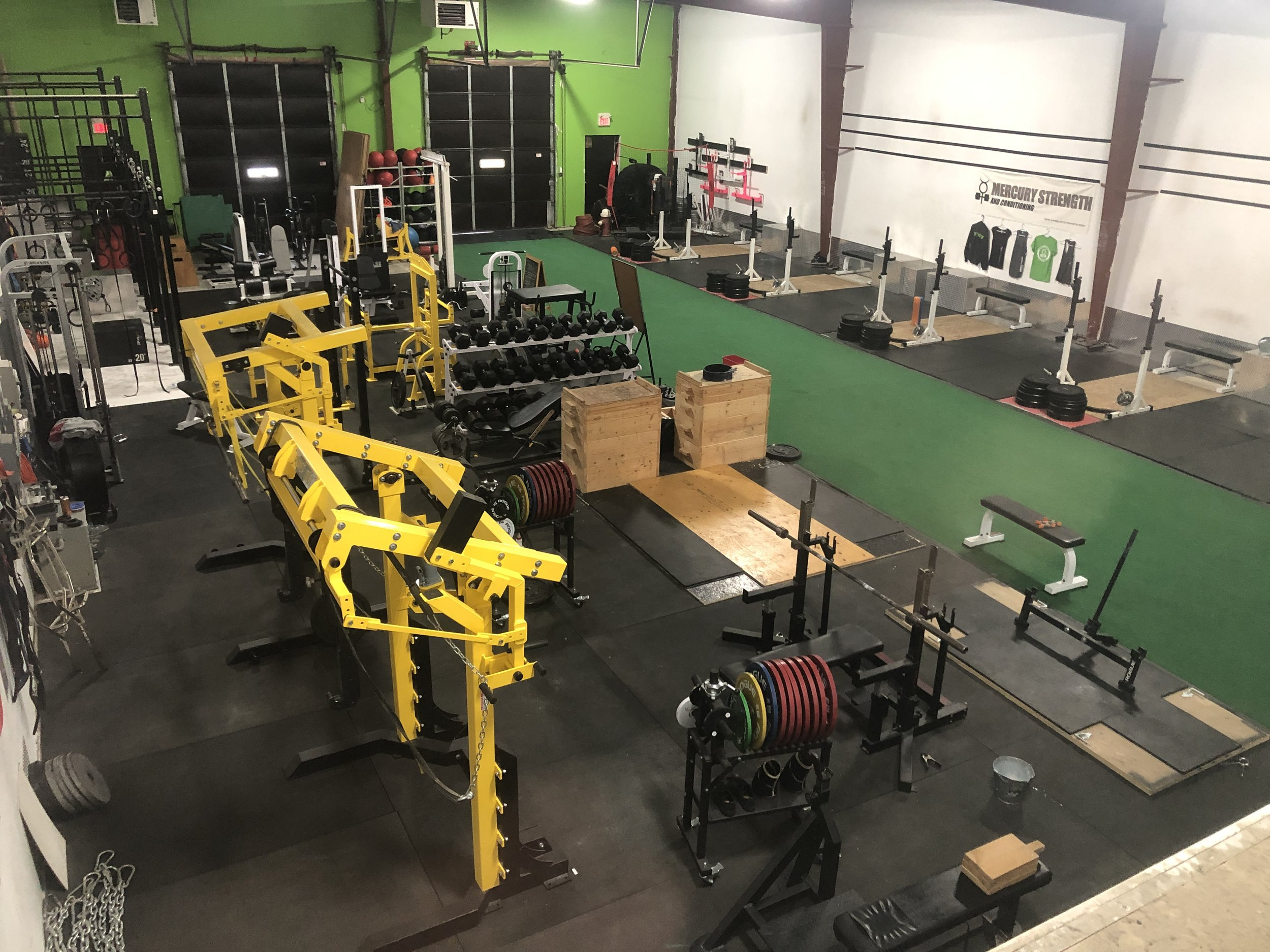 Want to train on your own? No problem!