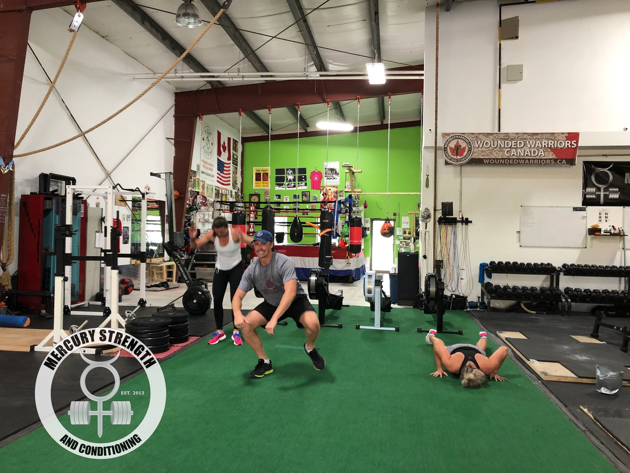 Gym-powerlifting-Olympic lifting-fitness-personal training-training-bootcamp-crossfit-kingston-gym-kingston gym-physique-body building-nutrition-kids-mercury-strength-conditioning-athlete-Duck Walk - Burpee.JPG