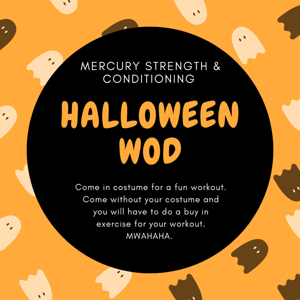 https://mercurystrength.co/halloween  to sign up!