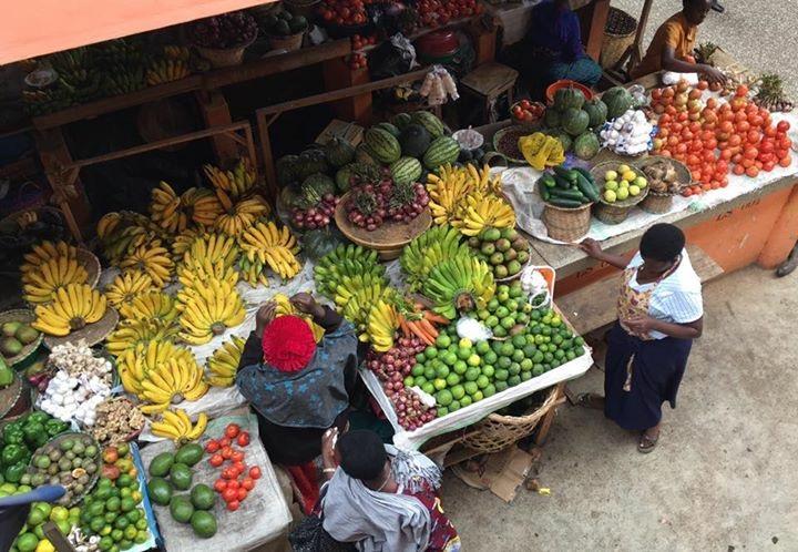 Explore the local markets