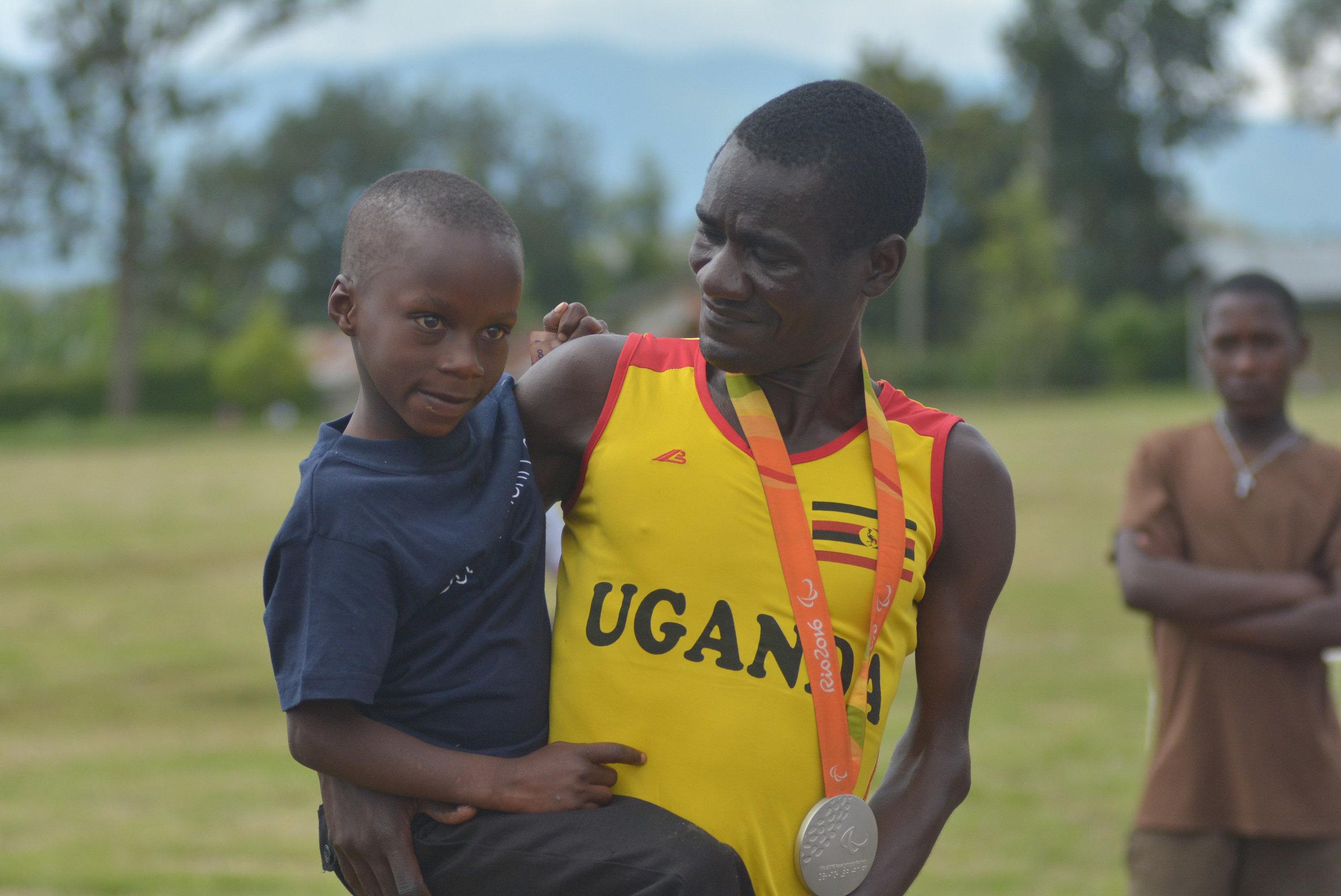 Charity Marathon, Uganda