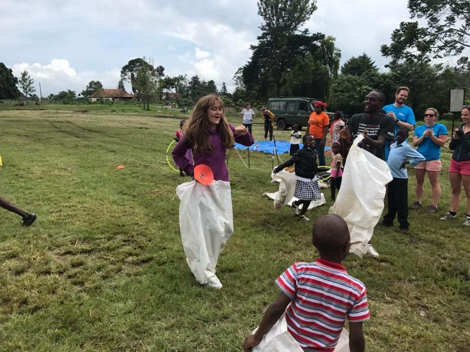 Charity Marathon, Uganda, Make a difference