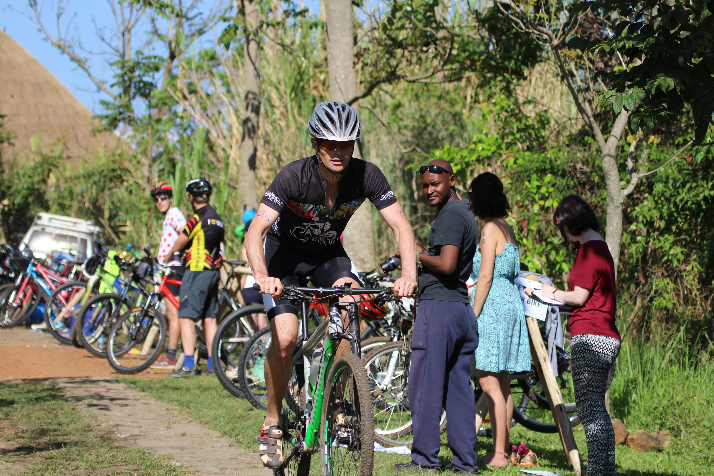 Uganda Triathlon