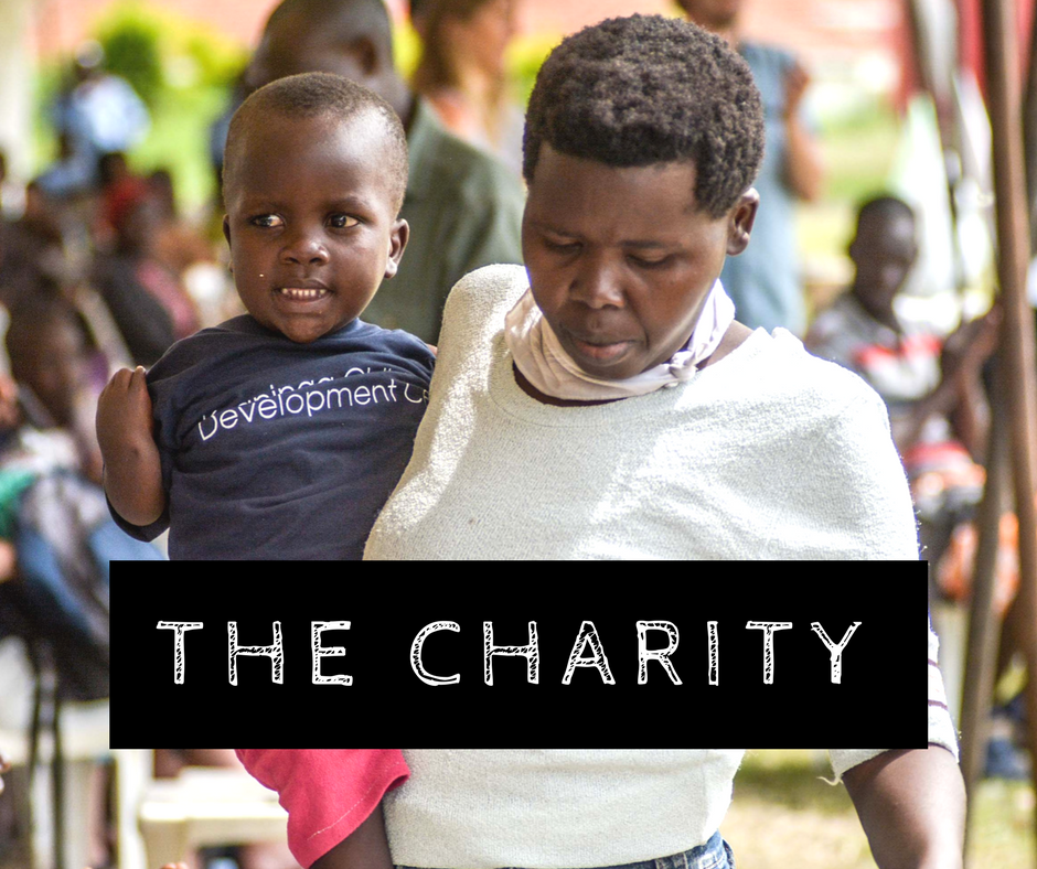 the charity
