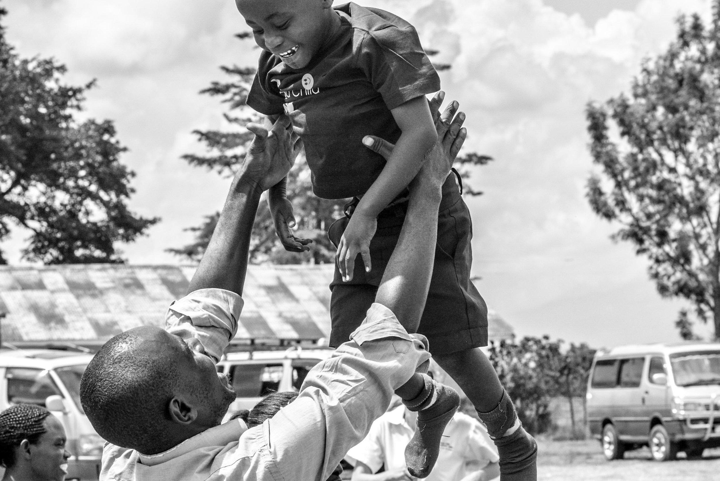 KCDC, Marathon, Uganda