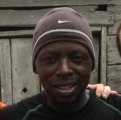Yiga   Ex-Ugandan international athlete Yiga is a local running coach and our local running advisor