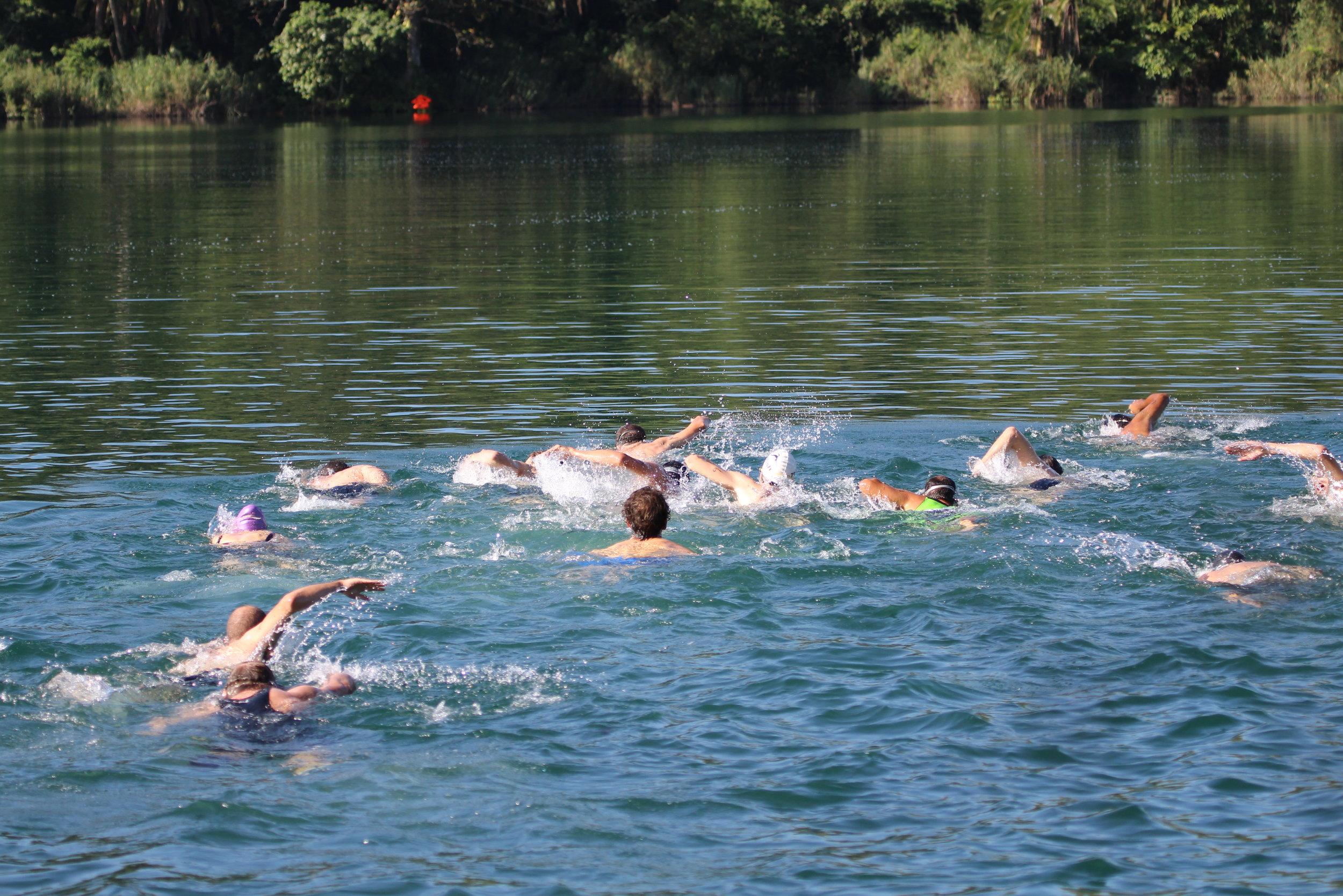 Kyaninga Triathlon, Uganda