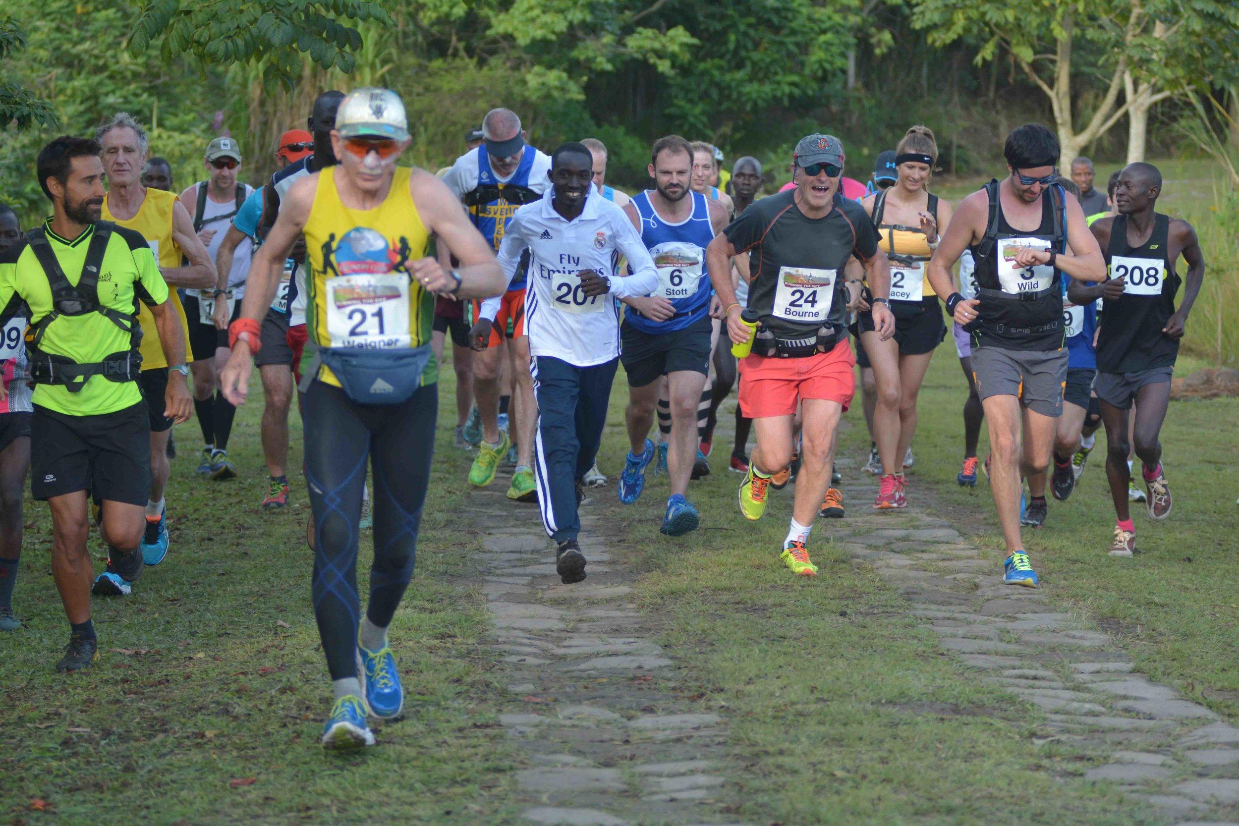 Running the Rift Marathon Start Line.jpg