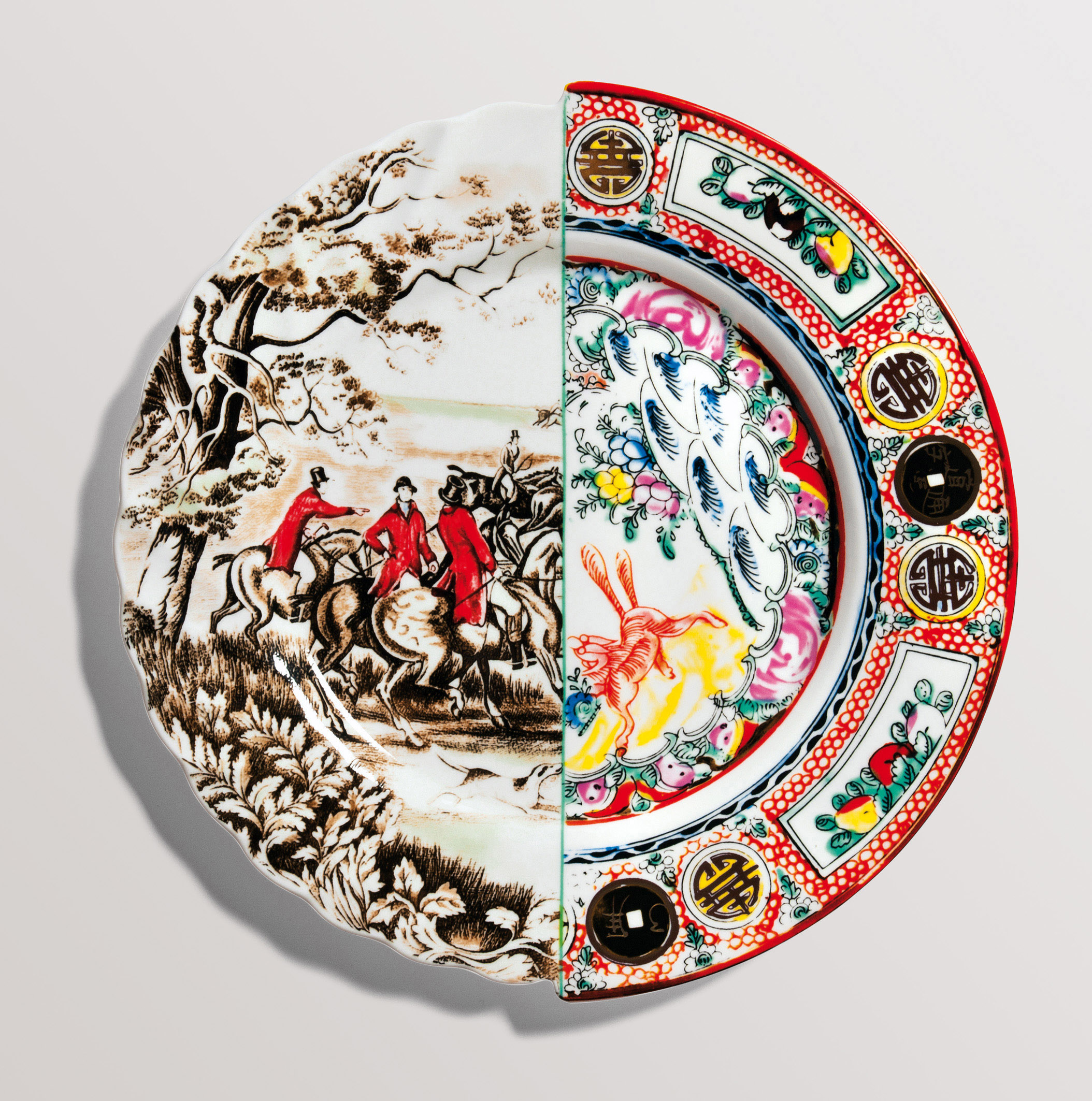 HYBRID EUSAPIA - DINNER PLATE
