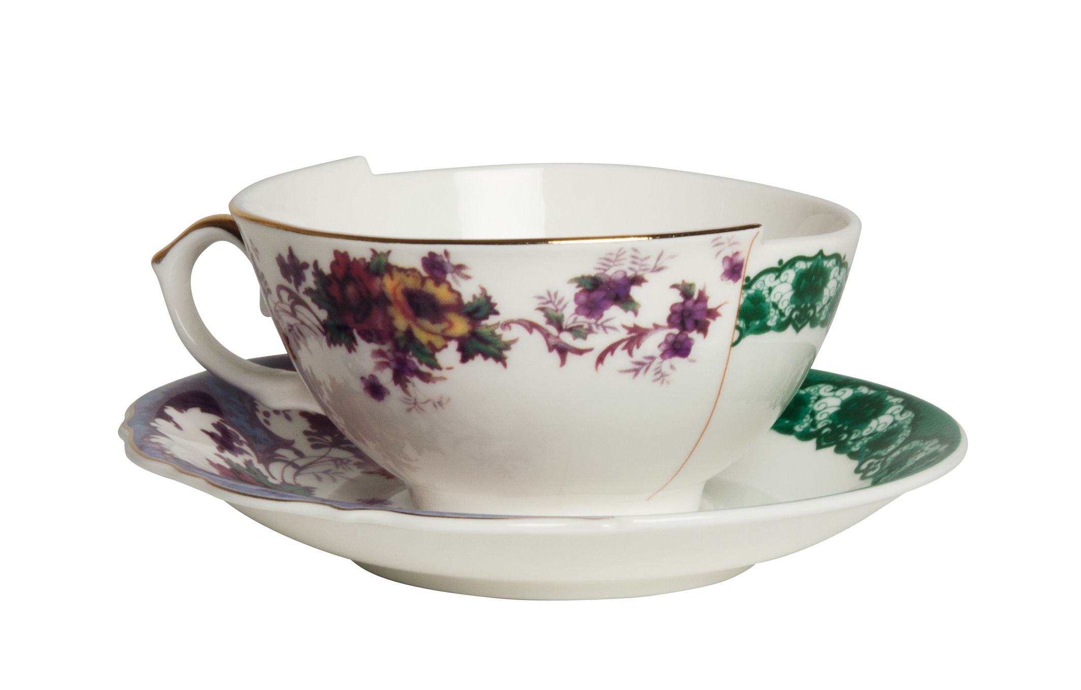 HYBRID ISIDORA - TEA CUP & SAUCER