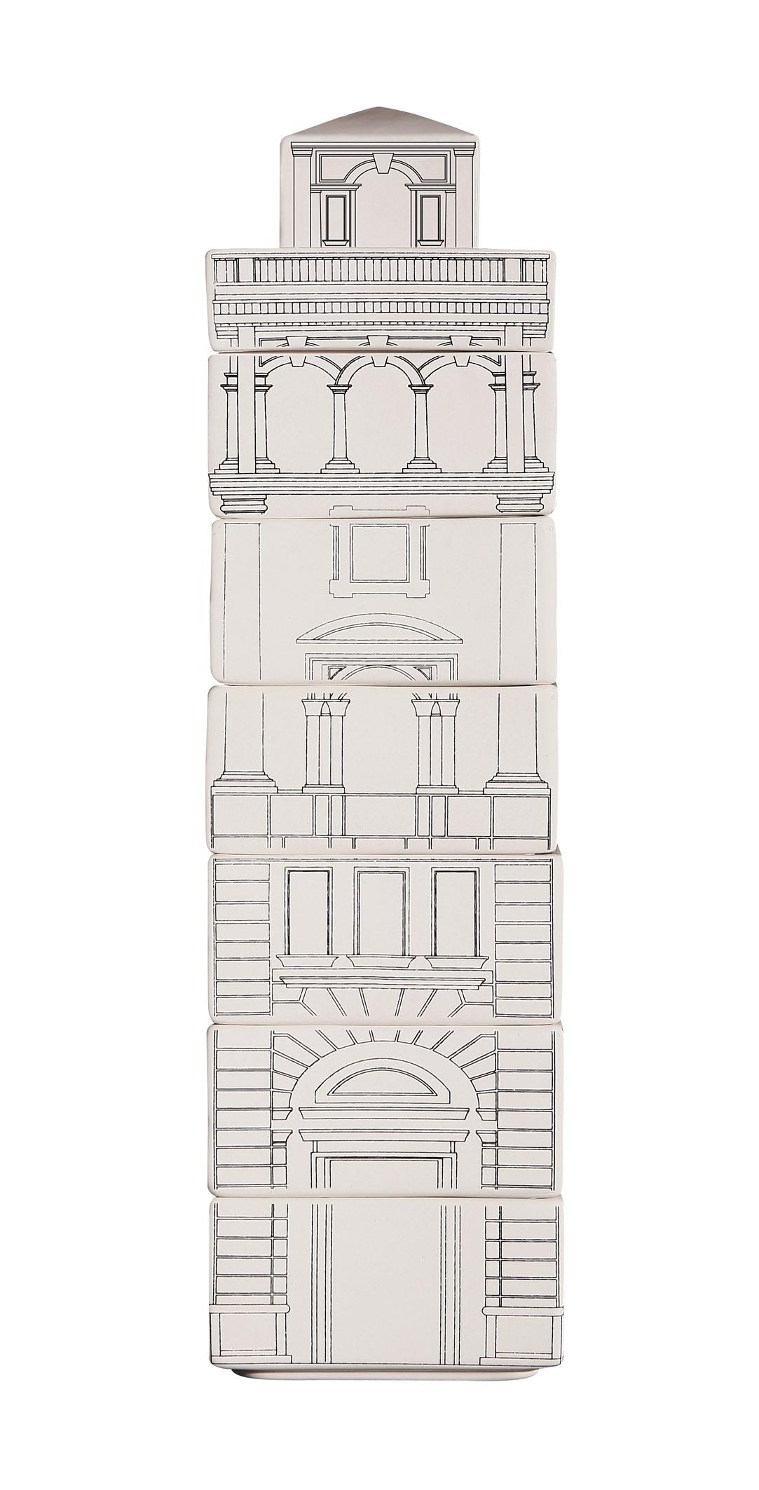 PALAZZO TORRIONE - 6 DESSERT BOWLS