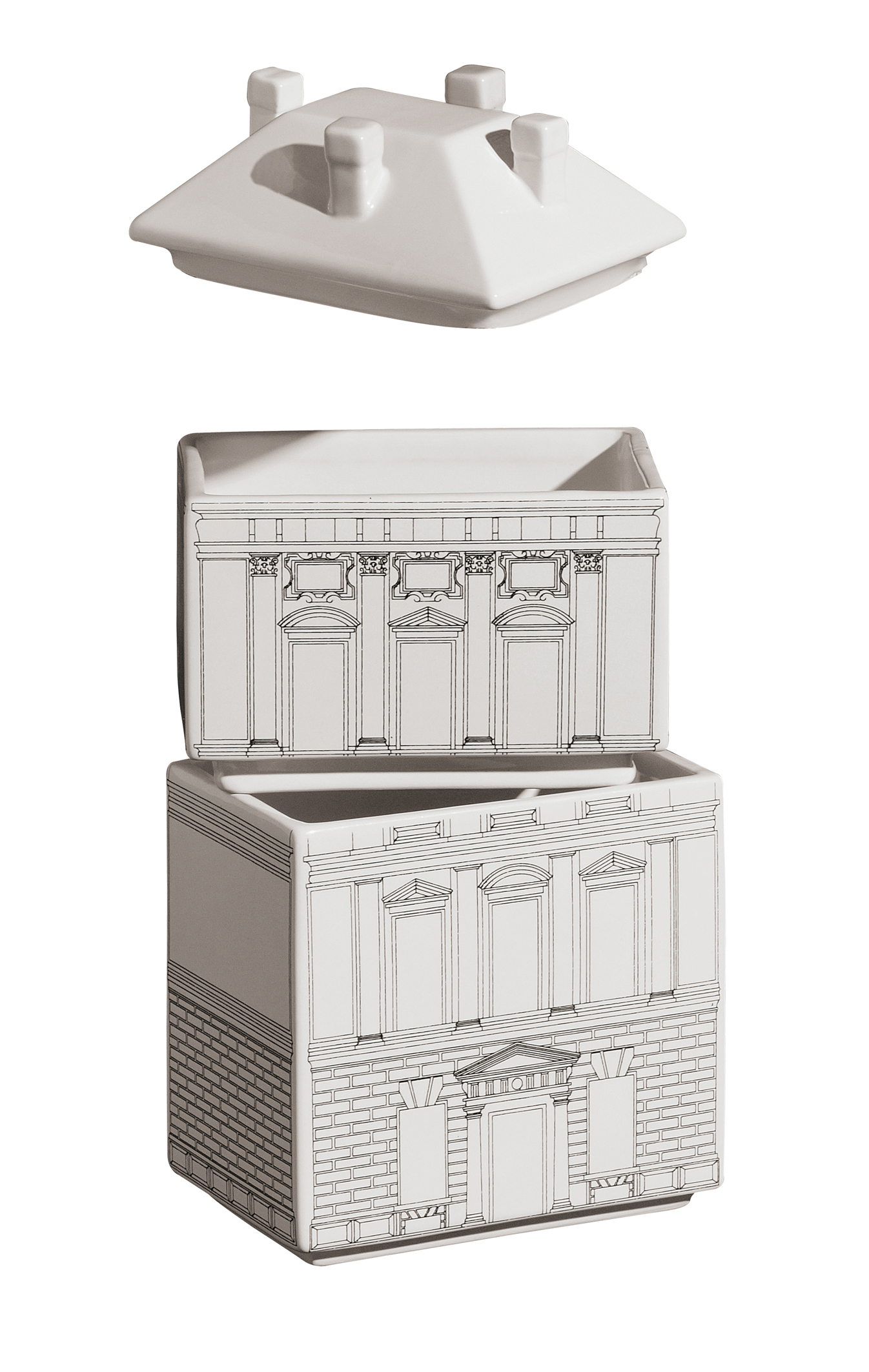 PALAZZINA CONTAINER SET