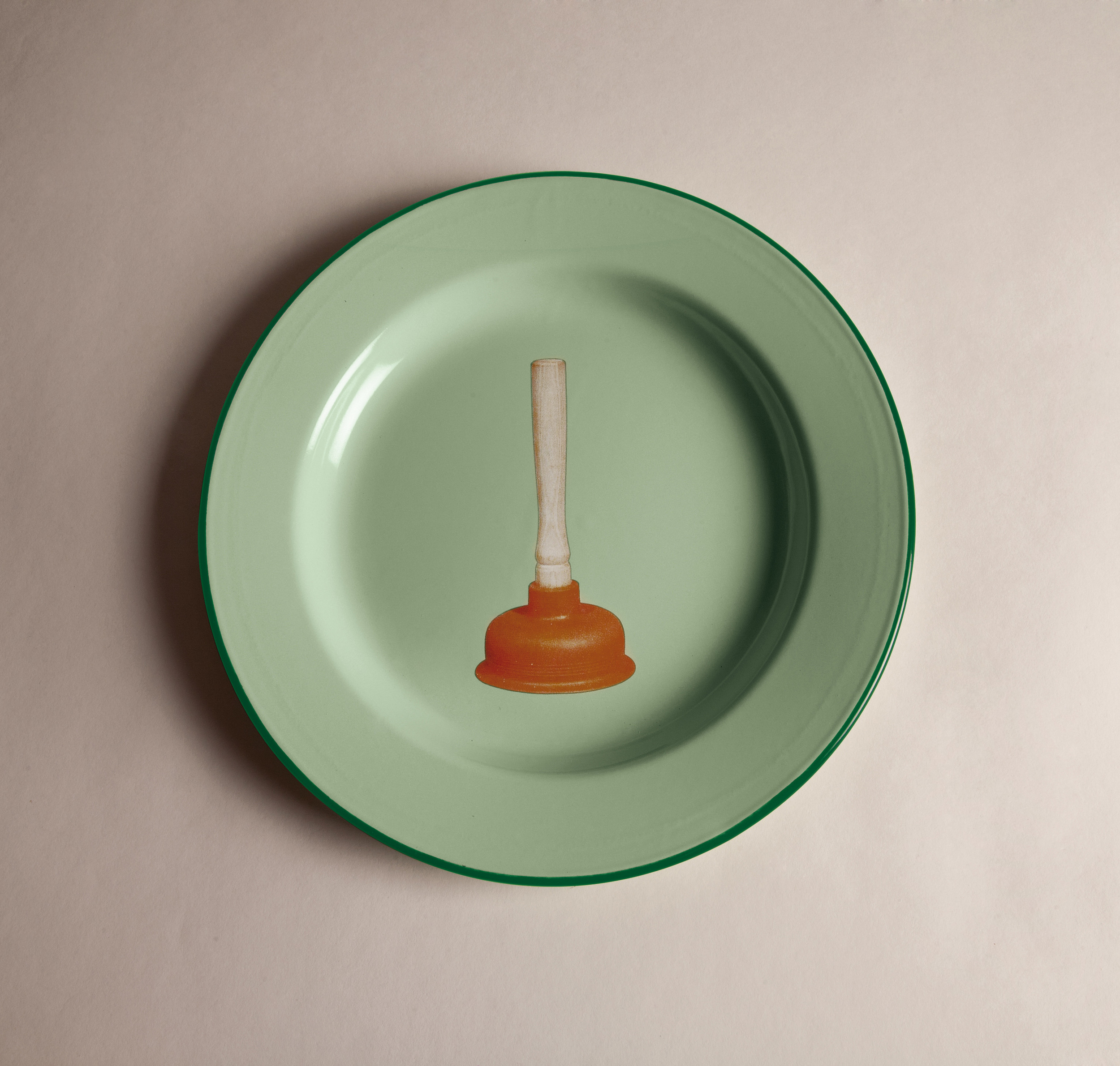 PLATE PLUNGER