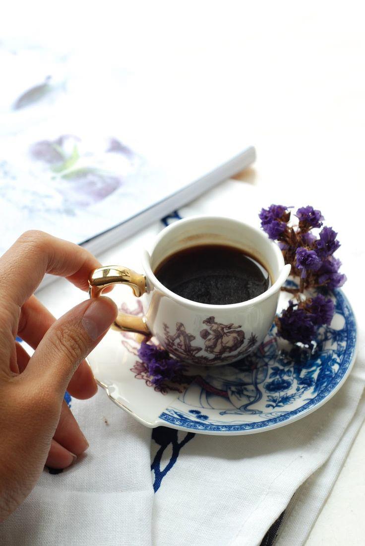 Hybrid Euphemia Espresso Cup and Saucer