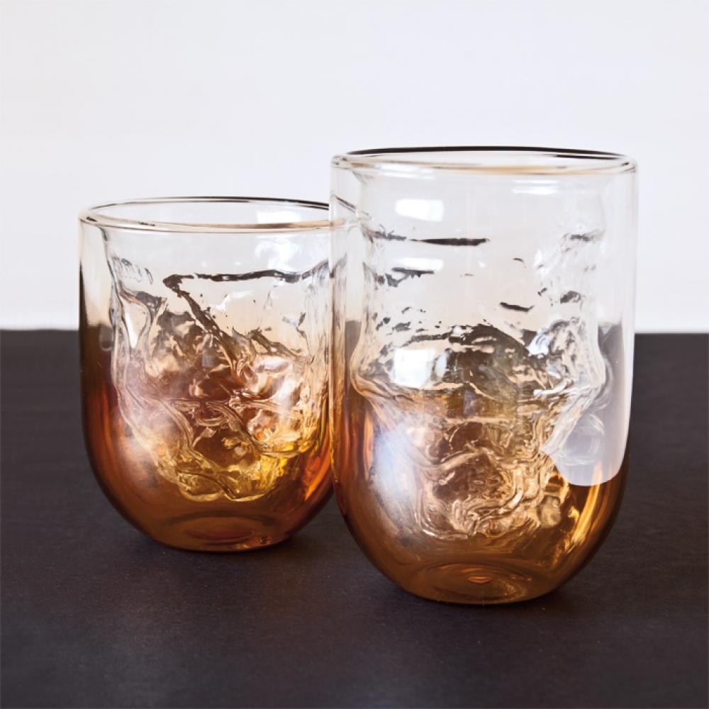 Meteorite Glasses