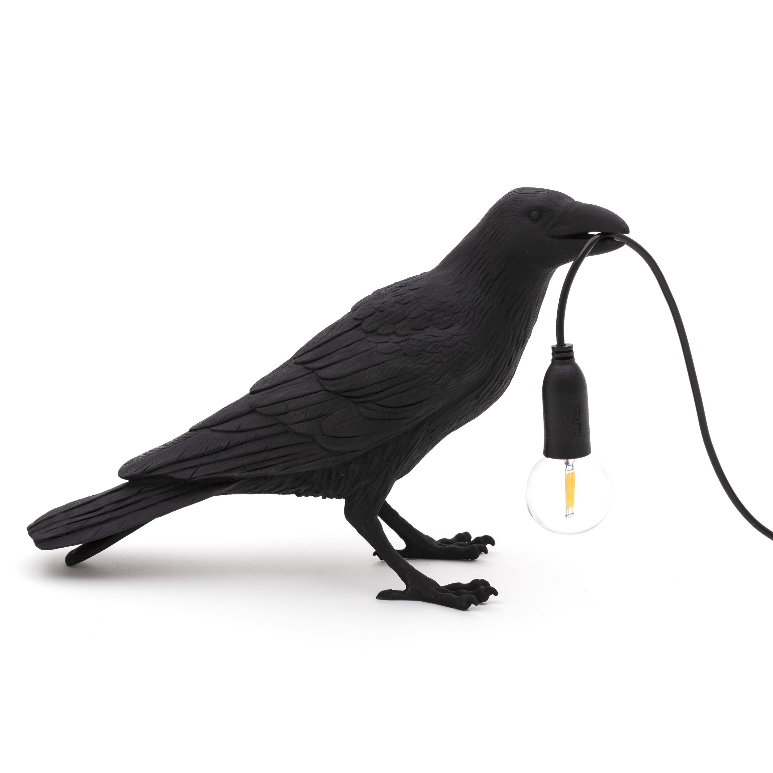 WAITING - BLACK