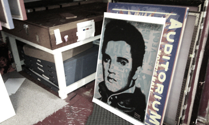 Or perhaps you are an Elvis Presley fan