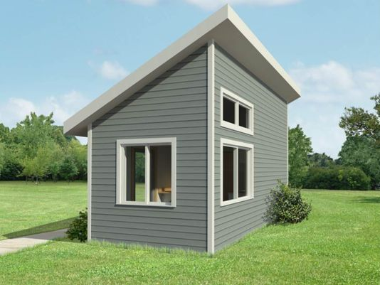 "Three dozen ""tiny homes"" would be built for — and with the help of — teens aging out of foster care, under a plan that advanced Monday at City Hall.    http://www.jsonline.com/story/news/2017/09/11/milwaukee-tiny-homes-plan-young-adults-leaving-foster-care-advances/654666001/   As many as 36 tiny homes would be built near E. Capitol Drive and N. Humboldt Blvd. through a partnership with developer Gorman & Co., Pathfinders Milwaukee Inc. and the Milwaukee County Housing Division.  The City Plan Commission on Monday unanimously approved rezoning the land for the project.   The tiny homes would be built on land west of the Milwaukee River owned by the Milwaukee Area Technical College on N. Humboldt Blvd. They would provide housing for young people ages 18 to 25, especially those who are homeless or at risk of being homeless.   ""This is a group that, if caught early enough, these are not people that need long-term permanent housing,""  said TimBaack, the president and CEO of Pathfinders.  Baack said the  location was key because the site is only a 1-minute walk from Pathfinders' main office  on N. Holton St.  The tiny homes would be single-level, between 300 to 350 square feet. Each would feature a bathroom and kitchen.  As many as 12 tiny houses would be built each year , planners said.   ""We thought that was particularly important for this population of young adults — who we are teaching to live independently and successfully when they complete the program and to re-integrate into the community — we thought it was important that they have essentially an apartment unit of their own that is fully functional,""  Baack said.  The project would provide job training opportunities for residents in trades like carpentry, plumbing and heating, ventilation and air-conditioning work.  MATC students could also be involved in designing and building the homes.    The tiny homes site would also include a community garden and bike racks.   The county Housing Division and Pathfinders have been working on the project for more than a year.  The ordinance approved by the commission changes the land use zoning from industrial-light to a general planned development for residential development. A detailed plan development still needs to be approved by the commission for the project to be built.   ""In the two years since we launched Housing First there has been a 40% decrease in the total number of homeless individuals living in Milwaukee County ,"" said County Executive Chris Abele. ""We've made such a great deal of progress on chronic homelessness that we can now begin to have a  forward-thinking strategy on preventing homelessness, particularly with vulnerable young people.  Partnerships with community organizations like Pathfinders and good business partners like Gorman will continue to be an important part of that success.""  The program follows a ""housing first model,"" said James Mathy, housing administrator for the county Housing Division. He said  the county had already committed $100,000 to the development and would be able to use federal and local funds for rent subsidies.     ""Housing first is based on the premise, and the evidence strongly suggests that this is true for most if not all people, that without adequate housing it becomes much more difficult if not impossible for someone to be trained and get a job and keep a job,"" Baack said. ""So housing really needs to come first."""