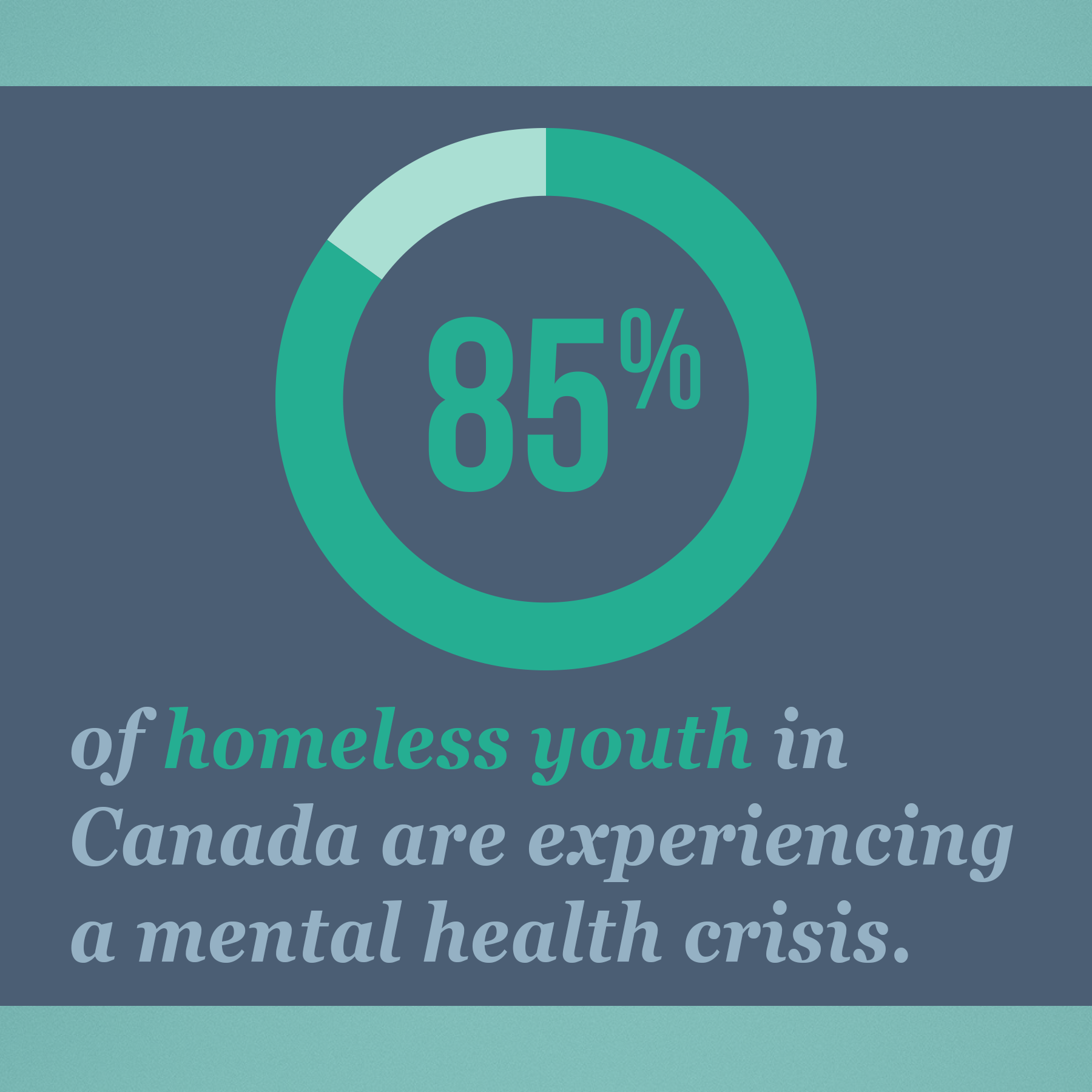 """A funding allocation from the city will help a local children's mental-health organization hire an addictions counsellor to support homeless youth.   https://calgaryherald.com/news/local-news/mental-health-fund-to-help-hire-addictions-counsellor-at-woods-homes   The City of Calgary said Thursday that more than $105,000 it provided to Wood's Homes will allow the non-profit group to further its outreach to at-risk children.  The funding is part of a $3-million commitment the city made to 19 local non-profits earlier this year to help tackle mental-health and addiction issues. Registered non-profit organizations in Calgary were eligible to apply for the funding in October 2018.  Sylvia MacIver, a spokeswoman for Wood's Homes, said statistics show there are anywhere from 300 to 400 homeless people under the age of 18 in Calgary.  """"We are quite confident there are many, many more young people who are borrowing a friend's couch or a cousin's bed for a while, and they're at risk,"""" she said.  """"So what happens is they fall into bad habits and practises on the street and the cycle begins . . . Our real purpose is to get them off the street and on the way to a better life.""""  Last year, city council earmarked $25 million to develop a citywide strategy on mental health and addiction. The community action strategy aims to address mental health, addiction and social disorder, with short, medium and long-term goals.  """"We all know that mental health is a significant and broad issue,"""" said Melanie Hulsker, acting director of Calgary Neighbourhoods.  Hulsker said the city hopes its investments will lead to safer communities, reduced crime and reduced harm to those suffering from mental health and addictions issues.  The facility, called the EXIT Youth Hub, is home to the organization's """"street services."""" It provides addictions and mental-health counselling, medical treatment and employment training for at-risk youth """"who come to us looking for a way out,"""" according to MacIver.  With 1"""
