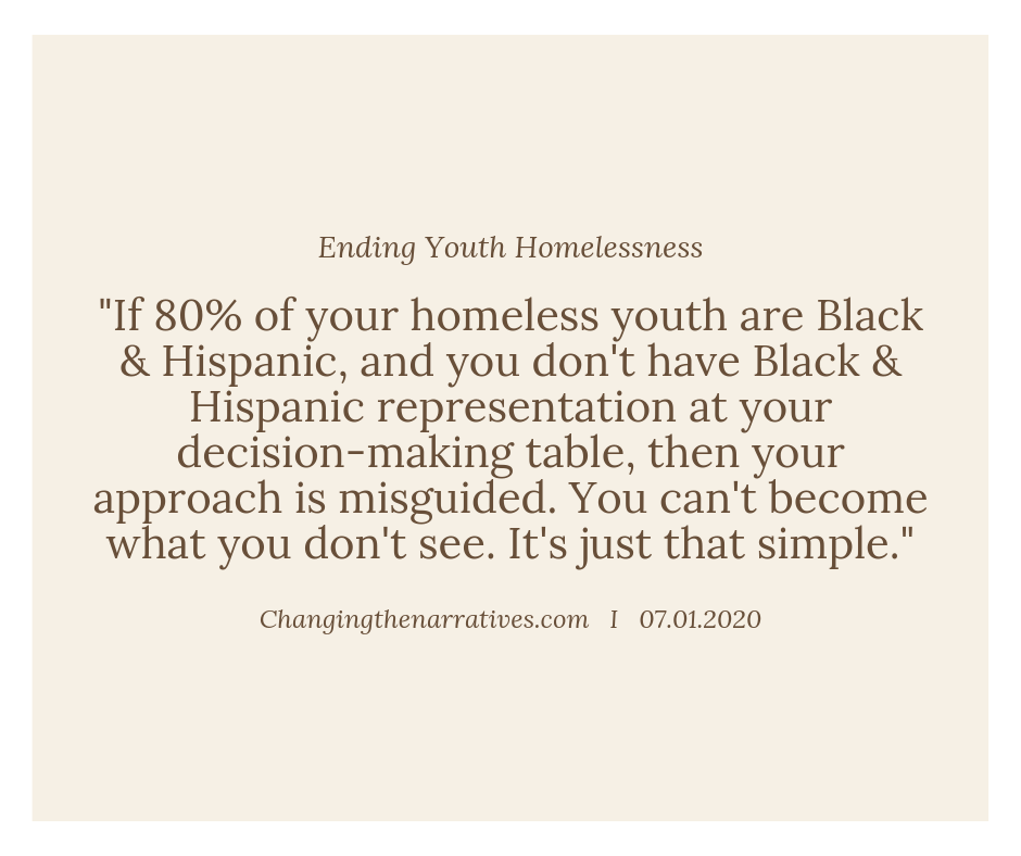 It is not often that a community builds a whole new system from scratch — with no additional funding. But over the course of a year and a half, that is exactly what Palm Beach County, Florida has done regarding youth homelessness.   https://endhomelessness.org/palm-beach-county-excels-in-services-for-youth-homelessness/   For the amazing, system-transforming work that Palm Beach undertook during and after their 100 Day challenge of housing youth, the Alliance is proud to recognize Palm Beach County as the winner of the 2019 Excellence in Ending Youth Homelessness Award.  The Alliance strongly believes that setting and accomplishing aggressive goals is key to housing more people, and no community exemplifies this strategy better than Palm Beach County. Beginning in late 2017, the County developed ambitious targets, gathered dozens of stakeholders, and led a 100-Day housing challenge with service providers. As a result, Palm Beach County was able to house 121 youth within that 100 day period—despite the County having no youth homelessness system previously in place.  The community has housed a total of 246 homeless youth in the past 20 months, using strategies like youth outreach and coordinated entry specialists, partnering with the Housing Authorities and Child Welfare to secure vouchers with homeless youth prioritized, and expanding a Youth Advisory Board.  To meet this need, community leaders crafted multi-sector partnerships between the County, service providers, and corporate and philanthropic organizations. Palm Beach focused on providing the Housing First intervention of Rapid Re-Housing to youth and innovated with room-sharing arrangements to maximize that resource. Youth advisors provided key insight, progress did not let up, and Palm Beach County's annual Point in Time Count dropped an incredible 30% in the youth category.  Most importantly, though, Palm Beach has centered their services and strategy around those who are most marginalized. Of the youth housed in the initial 100-Day challenge, 100% were high-acuity and 81% were youth of color. Young people and partners have provided training and important leadership in the development of the system, especially in educating government and nonprofit partners around issues of LGBTQ youth inclusion and equity.  Palm Beach County's successes demonstrate what happens when community leaders and stakeholders are all pulling in the same direction. They identified an area of need, set targets, and centered the right voices in developing a dynamic strategy to house more youth.  And the particular success of Palm Beach represents a broader success in housing young people nationwide. Twenty-one communities have completed 100 day challenges and housed 2,485 youth, and 21 communities have received federal Youth Homelessness Demonstration Program (YHDP) resources with 50 more to come. Many types of youth homelessness initiatives continue to succeed. This progress is worth honoring—not just for Palm Beach County, but for all who work to serve homeless youth.  The Alliance will recognize Palm Beach County (represented by multi-sector leaders Wendy Tippett, Katherine Hammer, Nydia Sabugo-Marrou, Michael Murray, and Sophia Eccelston) at a special Awards Recognition Event during the 2019 National Conference on Ending Homelessness on July 22 in Washington, D.C.