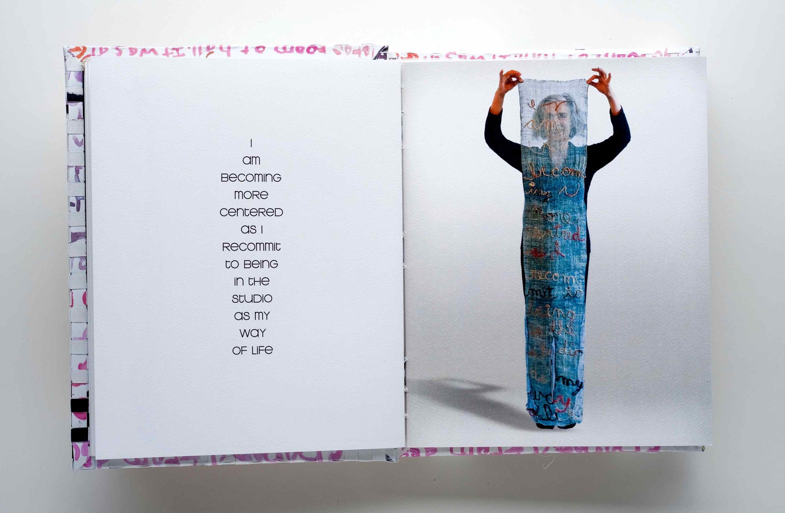 Departures & Returns, 2009, limited edition hand-sewn, limited edition paperback catalogues, 50.00 CAD