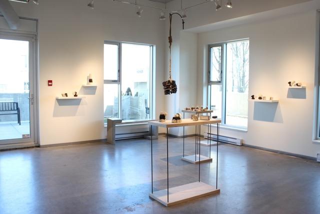 Permutations, installation view, Studio 21