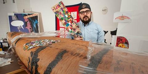 Jordan Bennett, Project of Heart: The Canoe Project