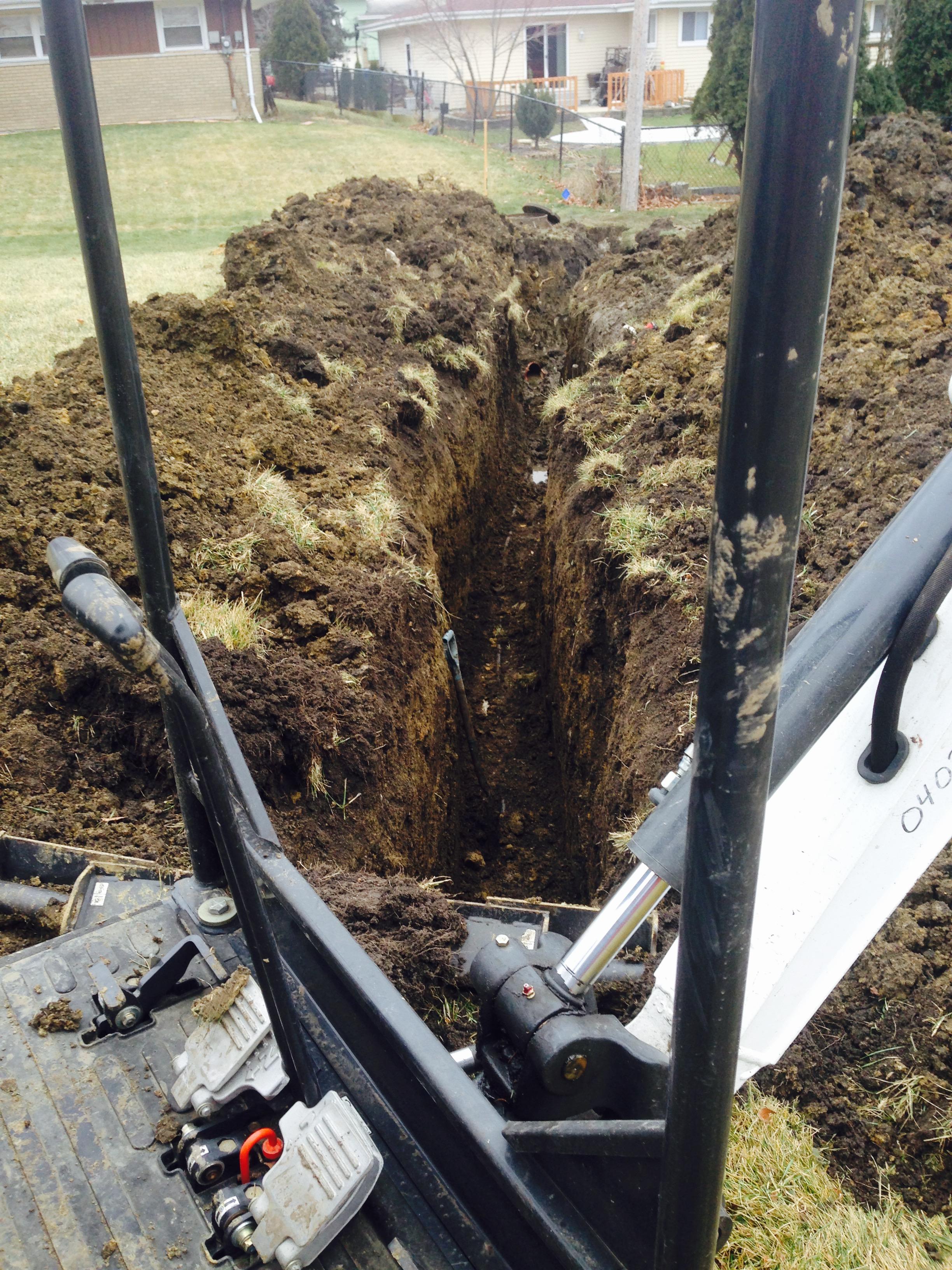 Water Line Repair Joliet, IL