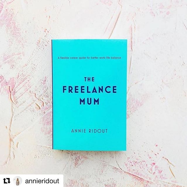 Huge congrats to one of our interview alumni @annieridout who's hit the big time with a huge career move and written a book! Sounds like a great read for freelance mums everywhere. Read her interview for MLL back on our homepage  #Repost @annieridout with @get_repost ・・・ Today is PUBLICATION DAY for me and my little book. It feels very exciting and a bit surreal that I might now walk into a bookshop and actually see my book on the shelves.  In fact, tonight I'm having a celebration at @waterstonese17 and will definitely see the book displayed. What fun. If you're freelance and have kids, or are about to take the plunge - you might find this book quite handy. There's more info via the link in my bio but chapters include: childcare, doing your own PR, networking, building confidence, social media and blogging. And there are 50 other freelance mums in there, offering their advice alongside mine. (My wonderful publishers @4thestatebooks created this rather nice backdrop so I pinched their image.) #thefreelancemum #itsofficial