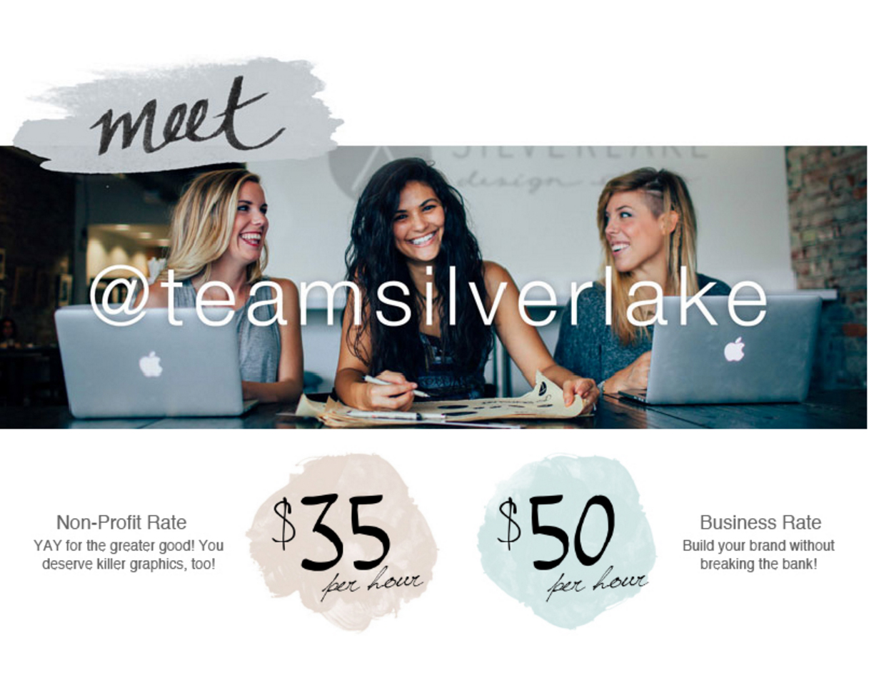 Silverlake generously offers their Non-Profit rate to all Daniel Moody Photos commercial clients!