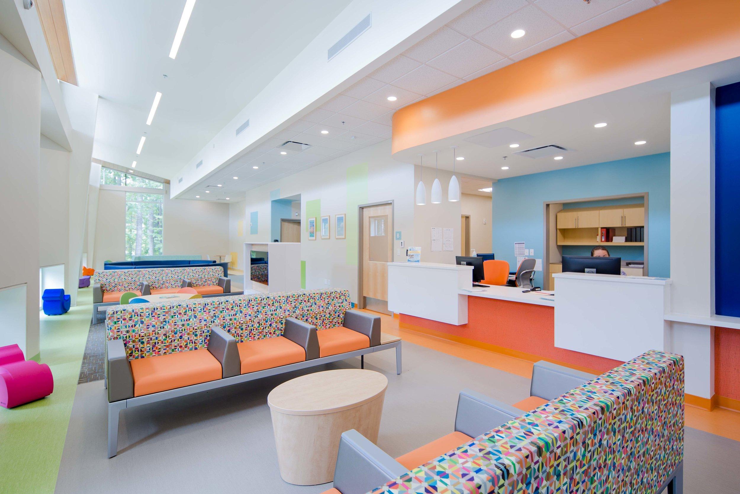 Arkansas Children's Hospital, Southwest Little Rock Clinic