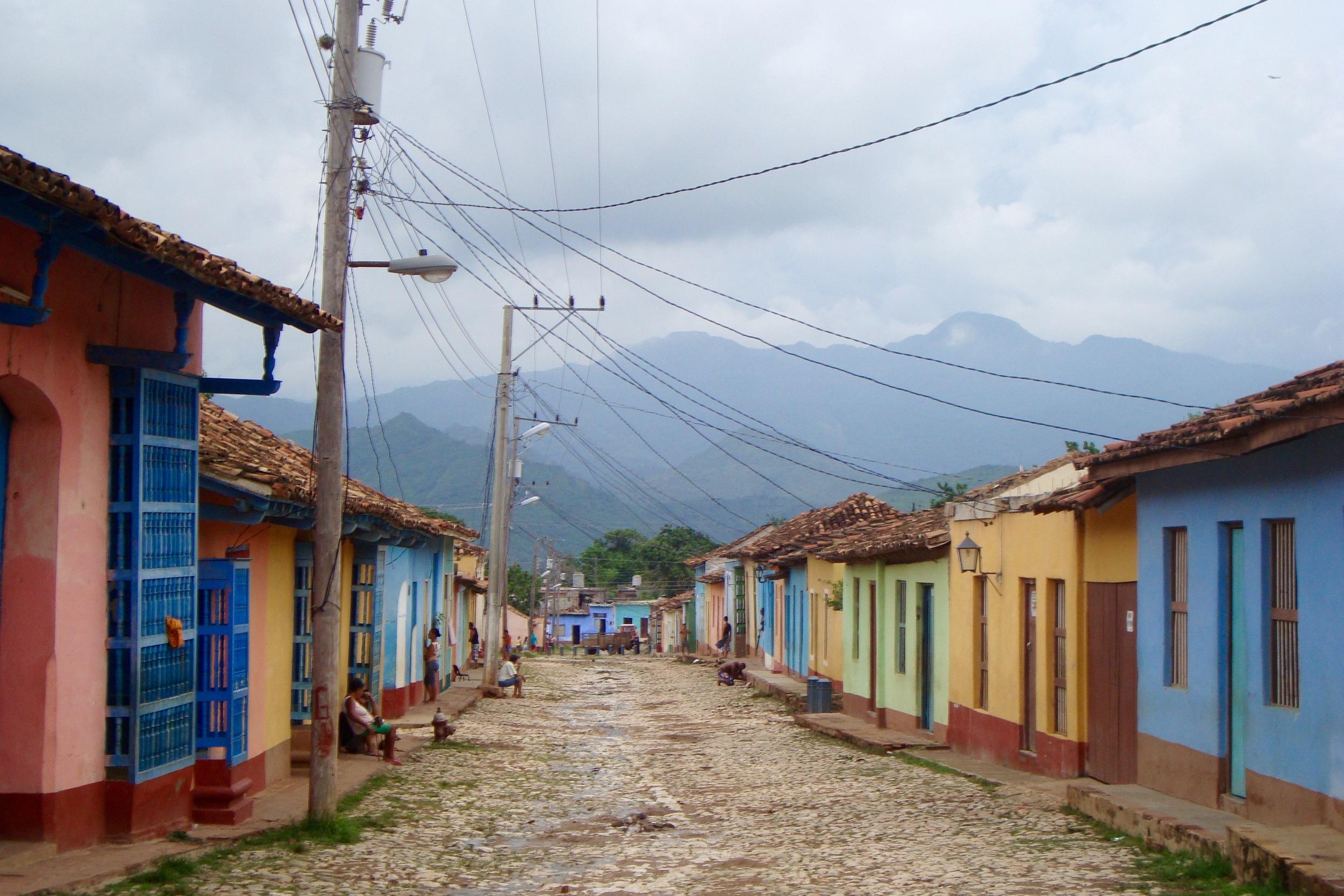 Off the Beaten Path, Trinidad