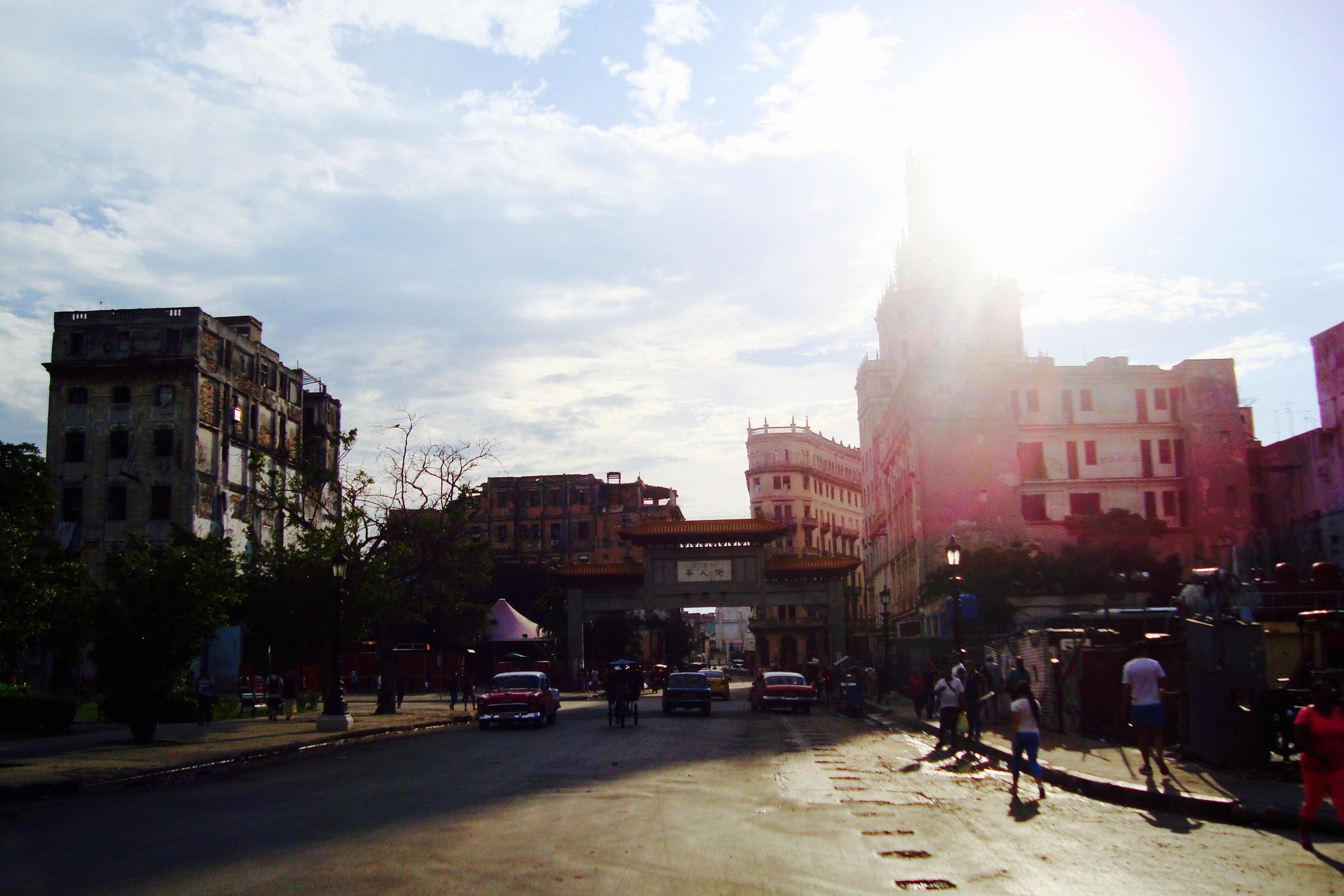 Chinatown, Havana