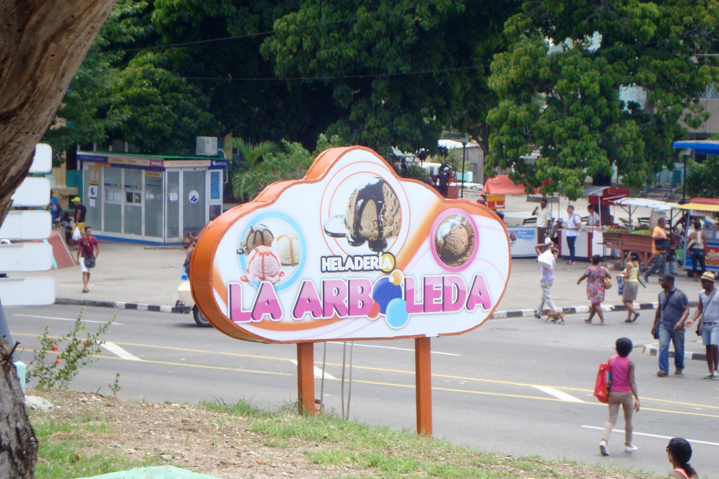 Where dreams come true: my favorite  heladeria