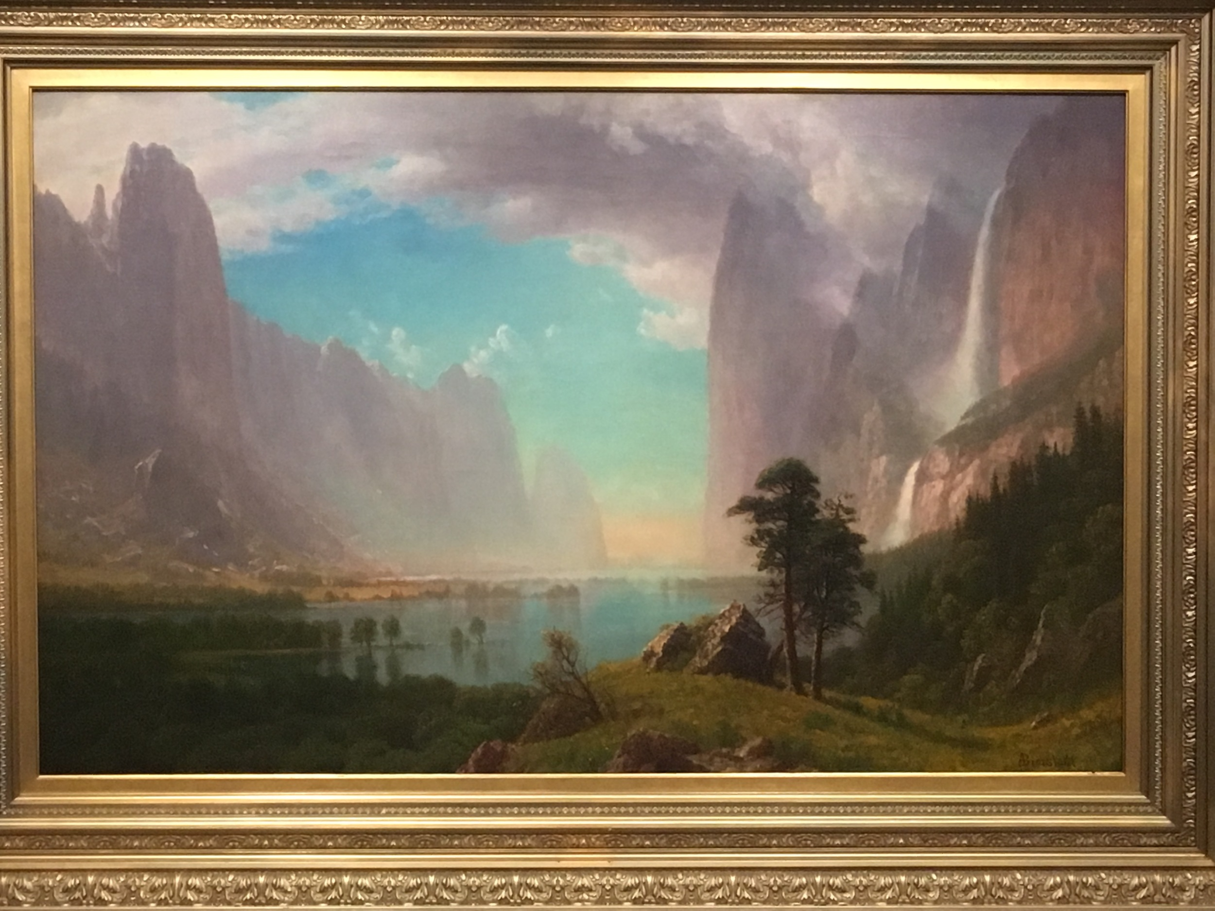 Yosemite, appx. 1870