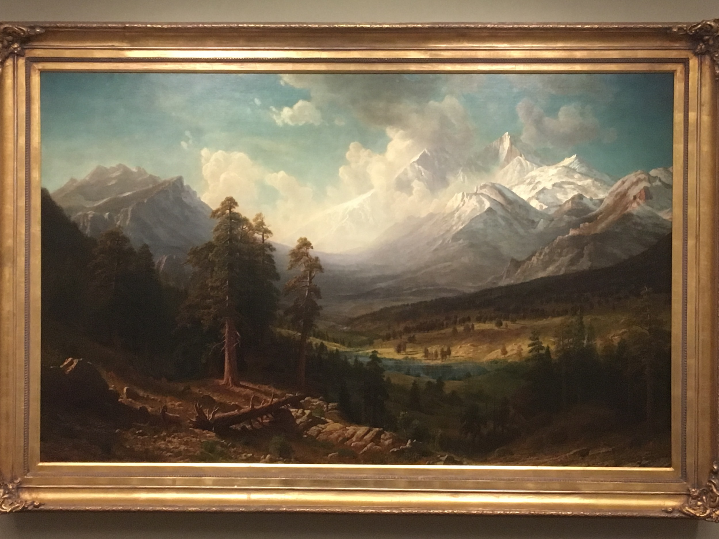 Estes Park, 1877