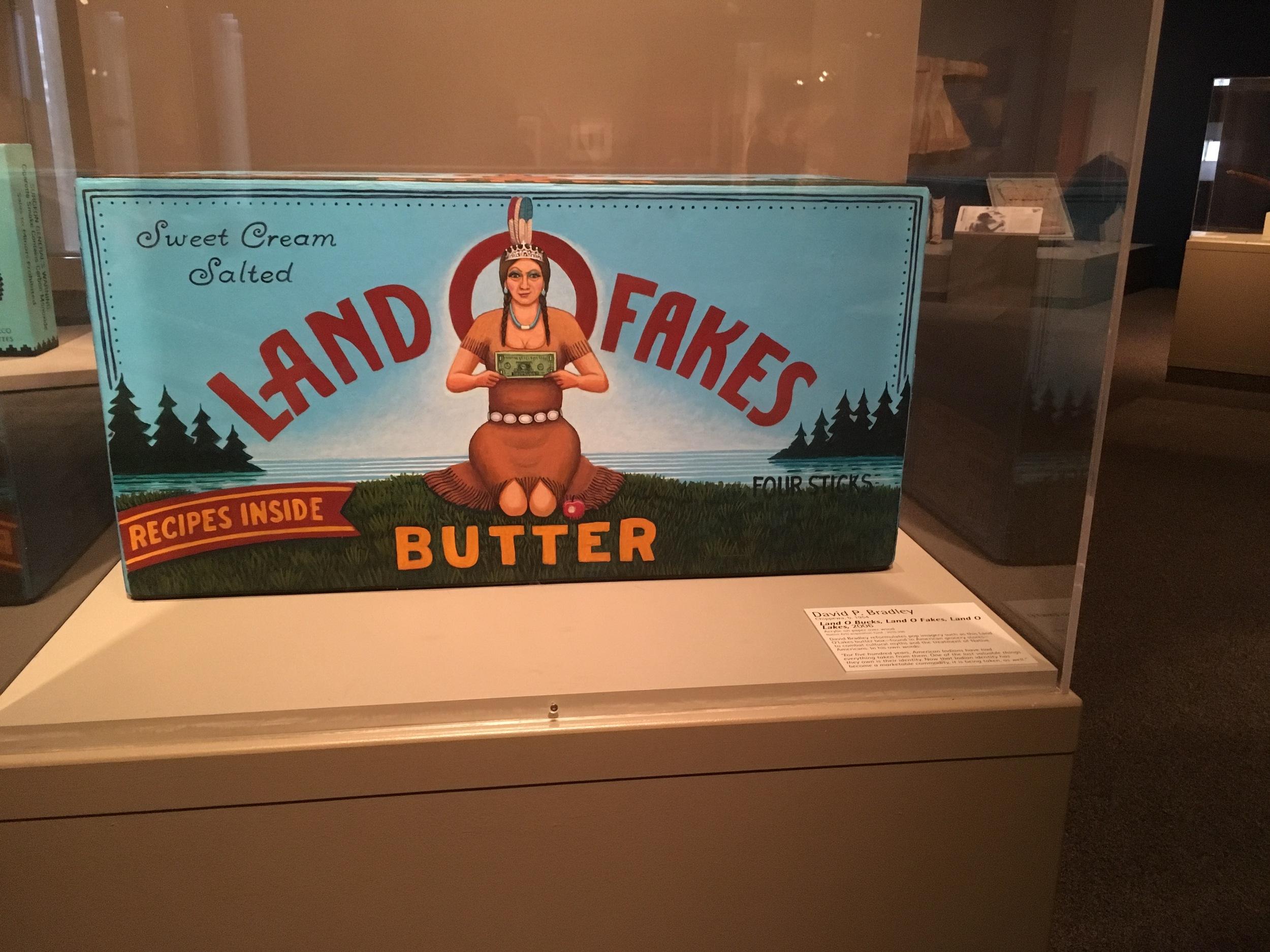 Land o Bucks, Land o Fakes, Land o Lakes- David P. Bradley, 2006.
